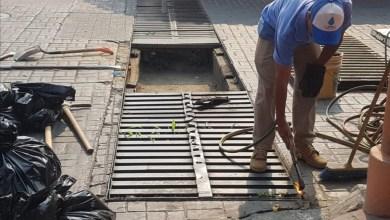 Photo of CAPAZ realiza diversos trabajos de mantenimiento previo a la temporada de lluvias