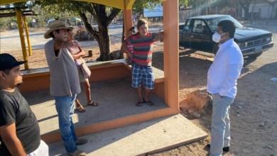 Photo of Alcalde Crescencio Reyes atiende a Comité de Agua Potable de San Jerónimo