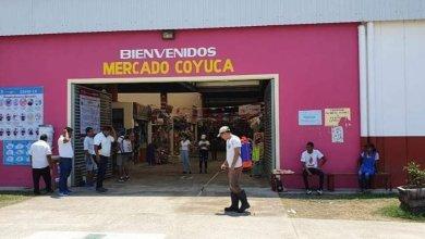 Photo of Denuncian comerciantes de Coyuca de Benítez, protección a vendedores del mercado viejo