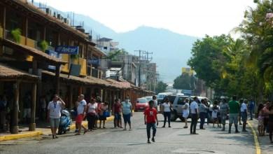 Photo of Comerciantes protestan con bloqueo de avenida Morelos