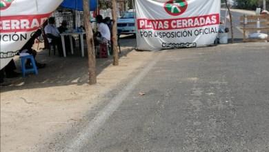 Photo of Mantienen retén sanitario en la Barra de Coyuca; evitan la propagación del coronavirus