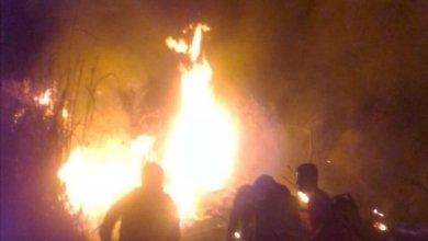 Photo of Cinco incendios forestales continúan activos en las comunidades serranas de Atoyac, reporta PC Municipal