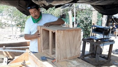 Photo of Sin recibir apoyo del gobierno, siguen adelante carpinteros del Súchil
