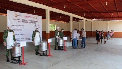Photo of Están en operación tres comedores comunitarios en Petatlán