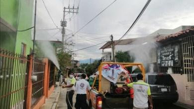 Photo of Intensifican labores de limpieza en calles y colonias de Tecpan