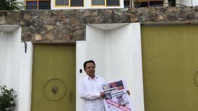 Photo of Periódico Reforma miente, casa en Acapulco si está en mi declaración patrimonial desde el 2004: Pablo Amilcar Sandoval