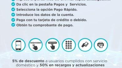Photo of CAPAZ apertura pago en línea