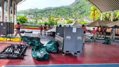 Photo of Comienza instalación de Centro Temporal de Atención Covid-19