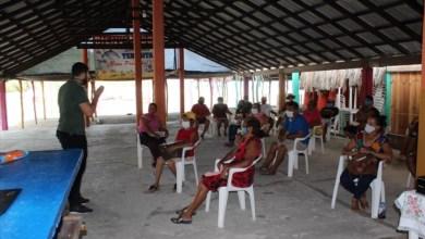 Photo of Restauranteros de «Barra de Potosí» reciben capacitación por parte de la dirección de Turismo, para operar sus establecimientos, ante la nueva normalidad