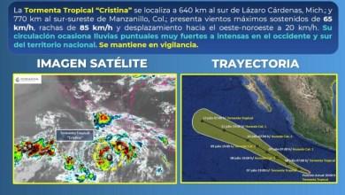 Photo of Continuarán las lluvias fuertes, viento y oleaje elevado en Guerrero