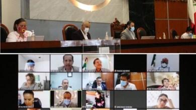 Photo of Reconoce Congreso Local la estrecha coordinación entre los Gobiernos Federal y Estatal para hacer frente a la pandemia de Covid-19