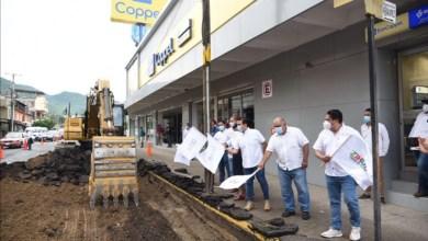Photo of Con rehabilitación de Avenida Morelos arranca tercer año de gobierno JSA