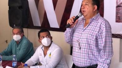 Photo of Fernando Lacunza el respaldo de Luis Walton Aburto inauguran oficinas de trabajo en Petatlán