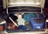 Car trunk (Oct. '00)