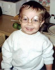 Wrong-way glasses