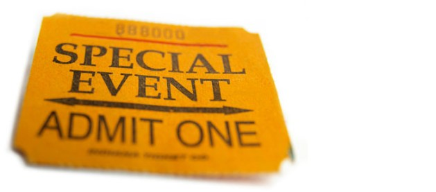 Special Events Coverage