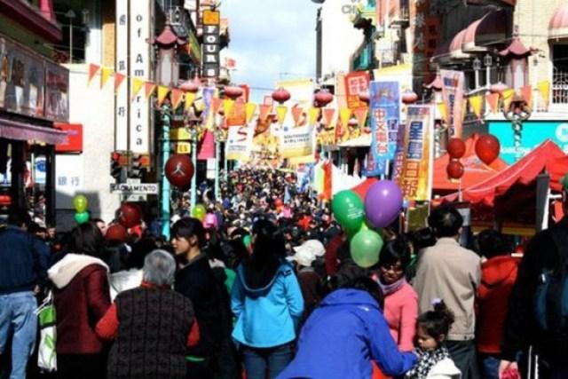 Chinatown Street Fair