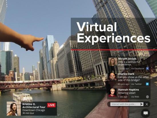 Georama - Virtual Experiences