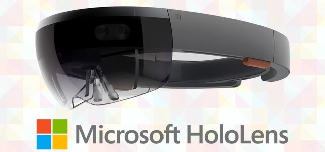 TechTuesday - HoloLens Pic 1