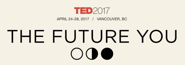 Top 15 Conferences 2017 TED2017