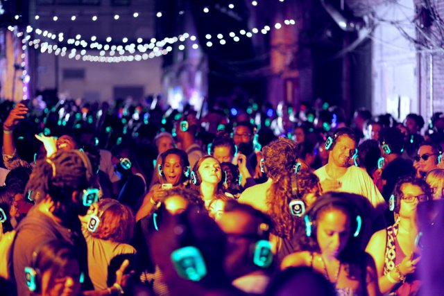 Silent Disco - Weekend Lineup