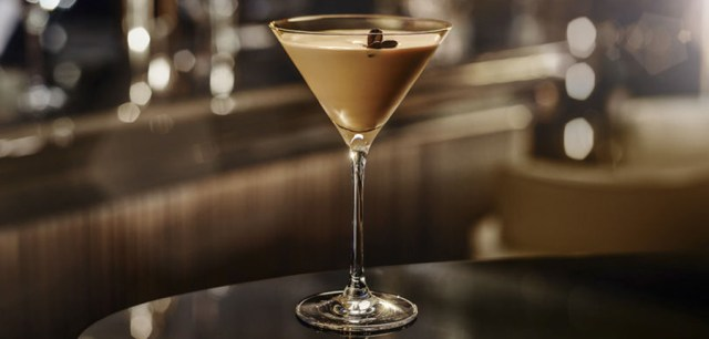 St. Patrick's Day Martini