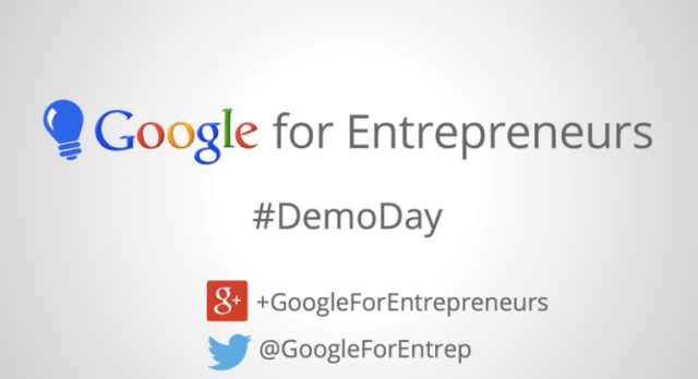 Startups - Google Demo Day