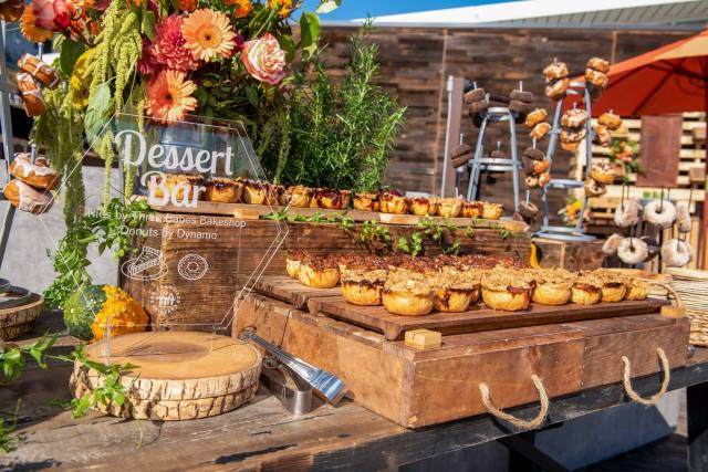 Event Recap Foxtail Catering