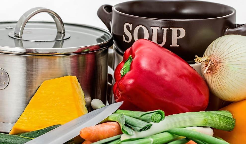 ABC zup: przepis podstawowy na wywar warzywny