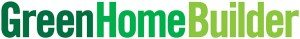 Green Home Builder Logo