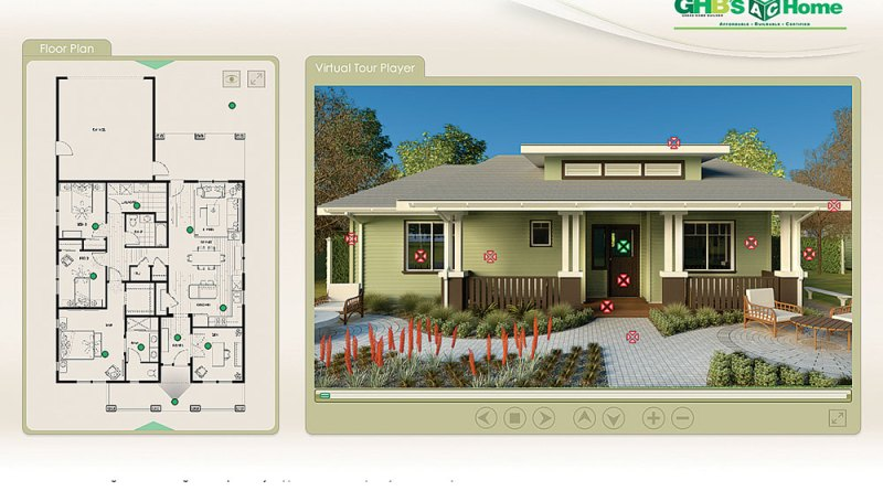 ABC Green Home virtual tour