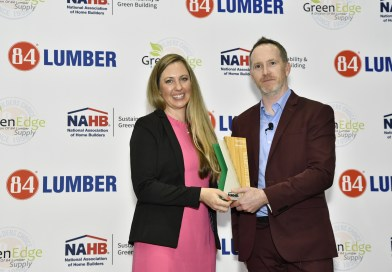 NAHB Recognizes The ABC Green Home 3.0  at Best in Green Awards