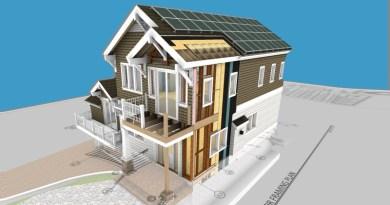 The ABC Green Home 4.0 Designed in BIM