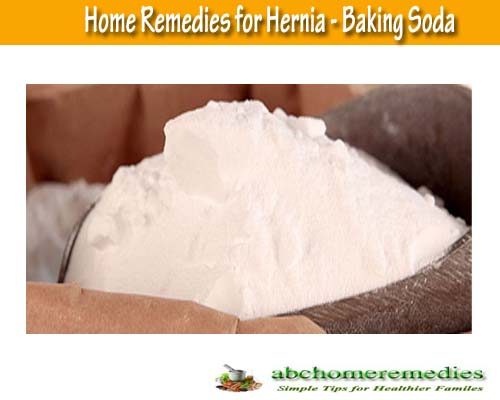 Baking Soda Home Remedies for Hernia