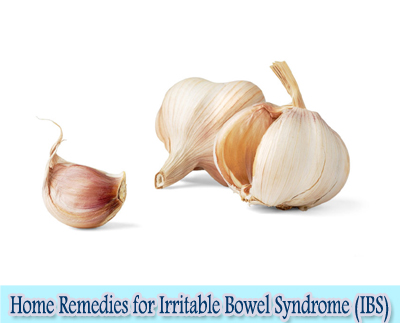 Garlic : Home Remedies for Irritable Bowel Syndrome (IBS)