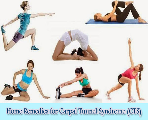 Stretching Exercises : Home Remedies for Carpal Tunnel Syndrome
