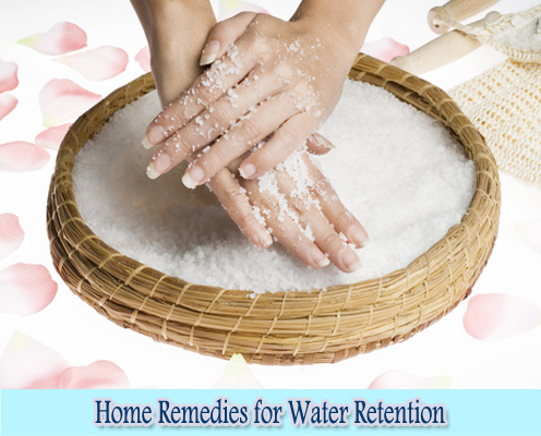 Epsom Salt : Home Remedies for Water Retention