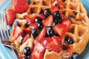 Healthful breakfast