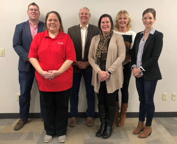 ABC Leadership Team group photo