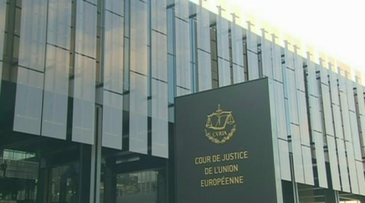 Competenţa Curţii de Justiţie a Uniunii Europene