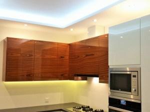 meble na wymiar do kuchni detal szafki kuchenne drewno