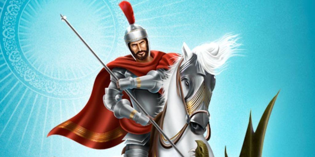Oração Poderosa de São Jorge para Quebrar Demandas e Vencer na Vida: