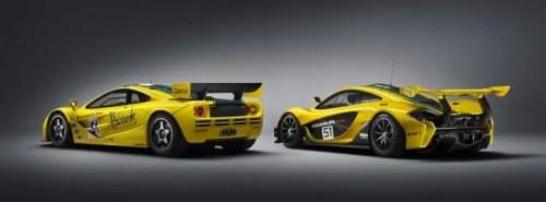 McLaren F1 GTR Harrods P1 GTR-2
