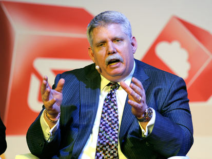 gty brian dunn tk 120411 main Best Buy Ex CEO Reportedly Probed Over Female Staffer