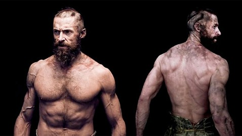 ht le miserables hugh jackman nt 121210 wblog Les Miserables Makeup Secrets Revealed