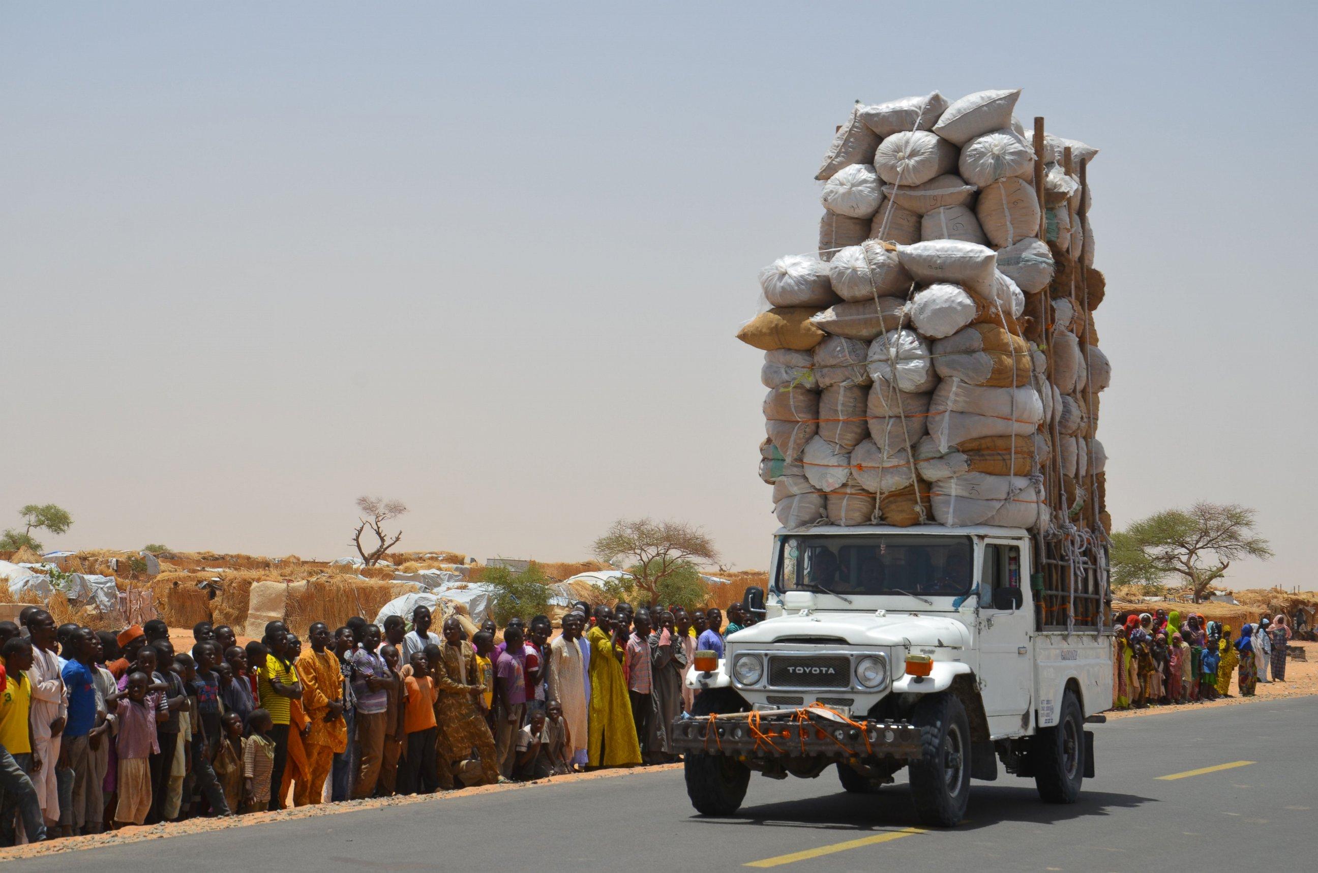 Image result for nigerian border