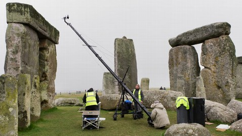ht stonehenge laser scan jef 121009 wblog Stonehenge Yields New Secrets in 3 D Scan