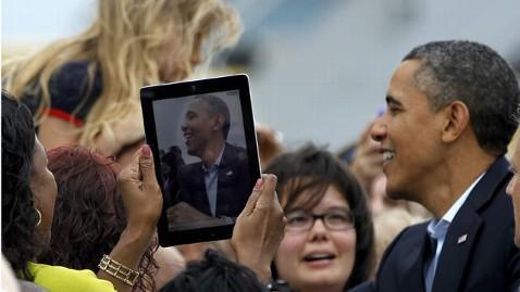 ap obama image 120506 wblog White House, Obama Campaign on Defense After Biden Backs Gay Marriage