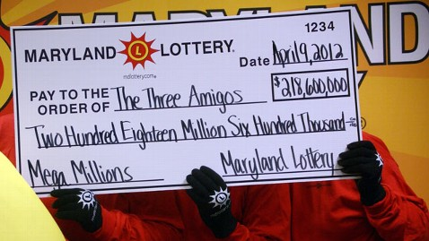 ht maryland lotto winners jef 120410 wblog Maryland Teachers, the Three Amigos, Claim Mega Millions Ticket