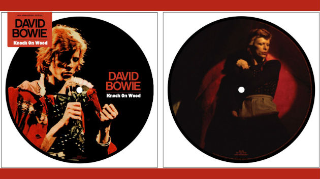 New David Bowie Picture Disc Featuring Live 1974 Version